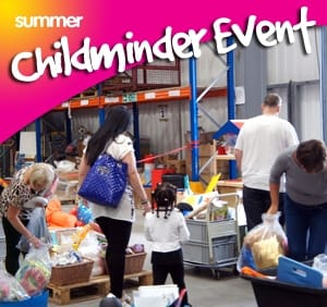 Childminder Event