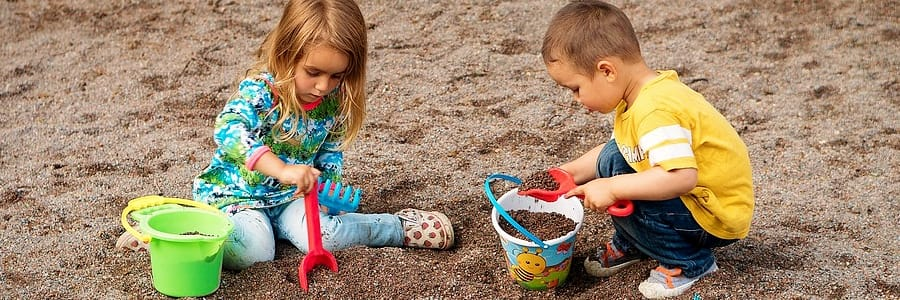 benefits of outdoor learning in early years