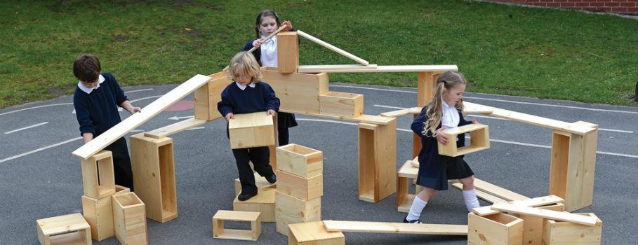 childrens block play benefits