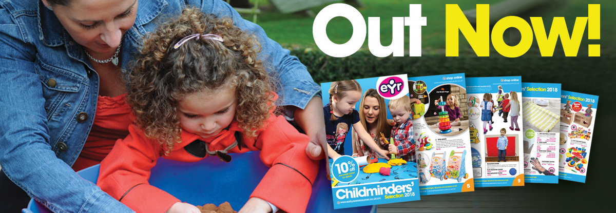 childminder 2018 selection catalogue out now