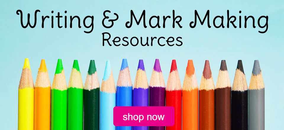 early years writing resources