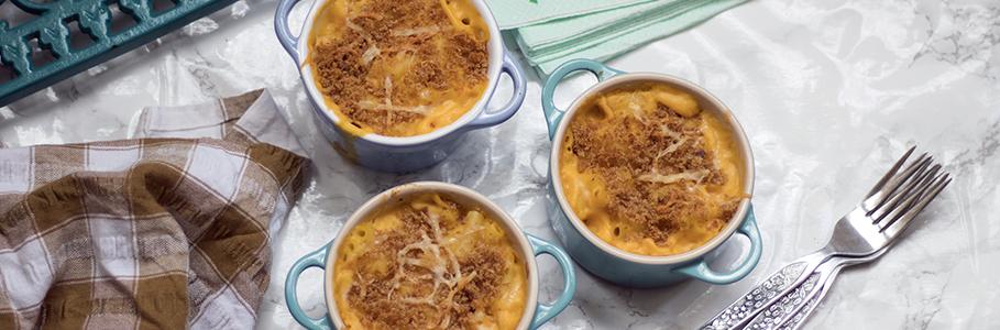 Kids macaroni cheese recipe