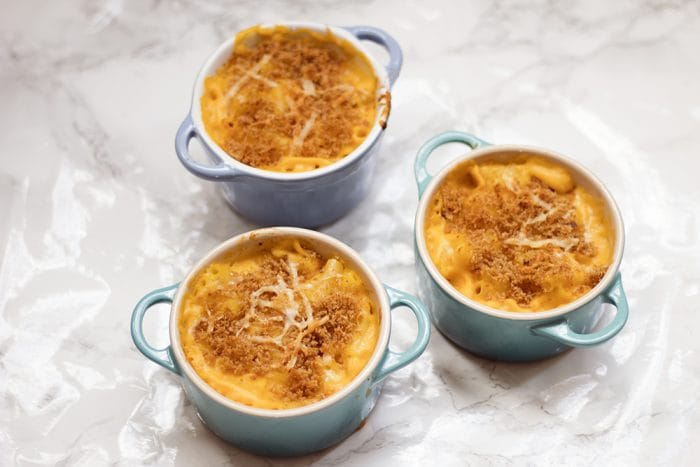 vegetable macaroni cheese for kids