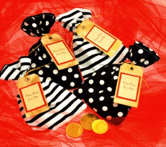 pirate loot bags crafts