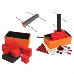 model pirate ship crafts