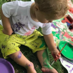 messy play benefits
