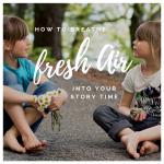workshops stories outside