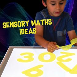 sensory maths activities