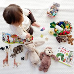 creating a memory box with children