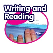 Writing, Numeracy and Reading