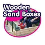 Wooden Sand Boxes
