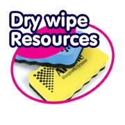 Dry wipe resources