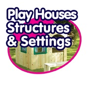 Play Houses / Structures & Settings
