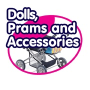 Dolls/ Prams & Accessories