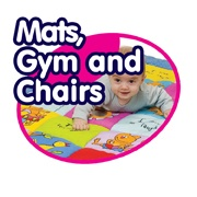 Mats / Gym and Chairs