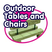 Outdoor Tables and Chairs
