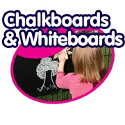 Wall Chalkboards & Whiteboards