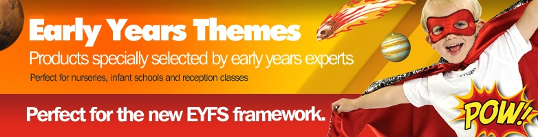 Early Years Topics and Themes
