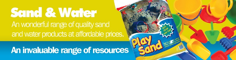 Sand and Water Play Equipment