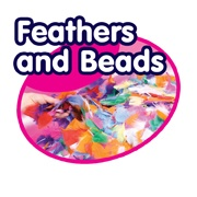 Feathers & Beads