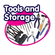 Tools and Storage