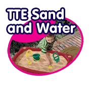 TTE Sand and Water