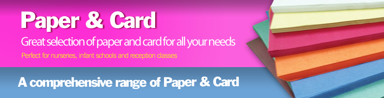 Craft Paper and Card Supplies