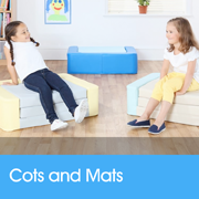Nursery Cots and Mats