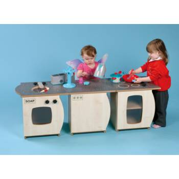 Win a Mini Set of Three Play Kitchen Units