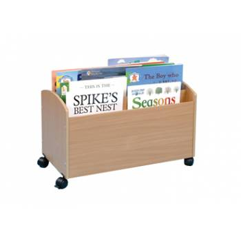 Mobile Large Book Storage Unit