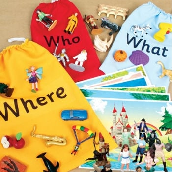 Win a EYR Really Random Story Bag Set