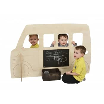 Win a Twoey Bus Panel with Blackboard worth over £160