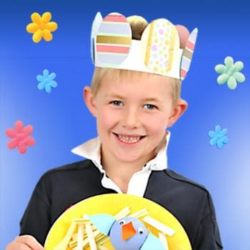 Easter Egg Crown – Easter Craft Ideas