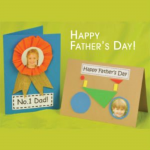 sporty fathers day cards