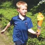 sports day torch