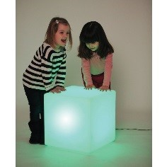 Colour Changing Cube