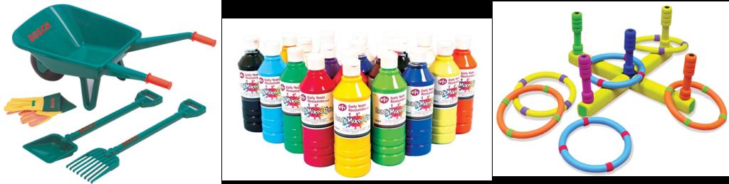 Childminder Supplies Image