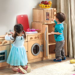 play kitchen benefits