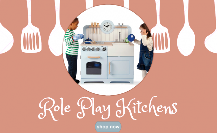 role play kitchens