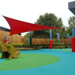 outdoor playground benefits