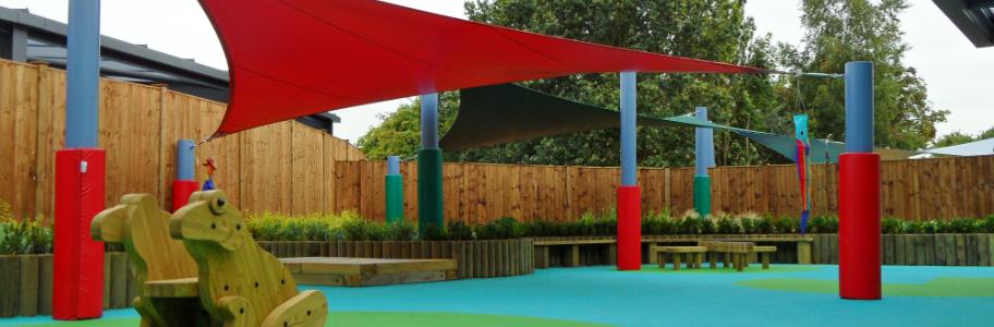 outdoor playground benefits