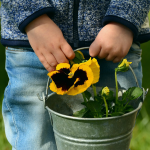 gardening benefits for children