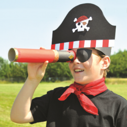 DIY Pirate costume