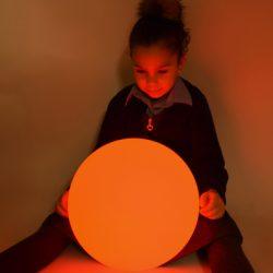 sensory colour mood ball