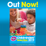 childminder catalogue out now