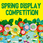 Spring display competition