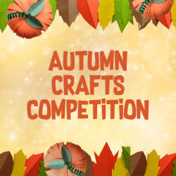Autumn Crafts Competition for early years