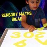 sensory maths activities