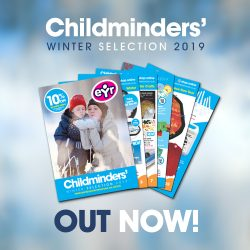 childminder winter catalogue out now