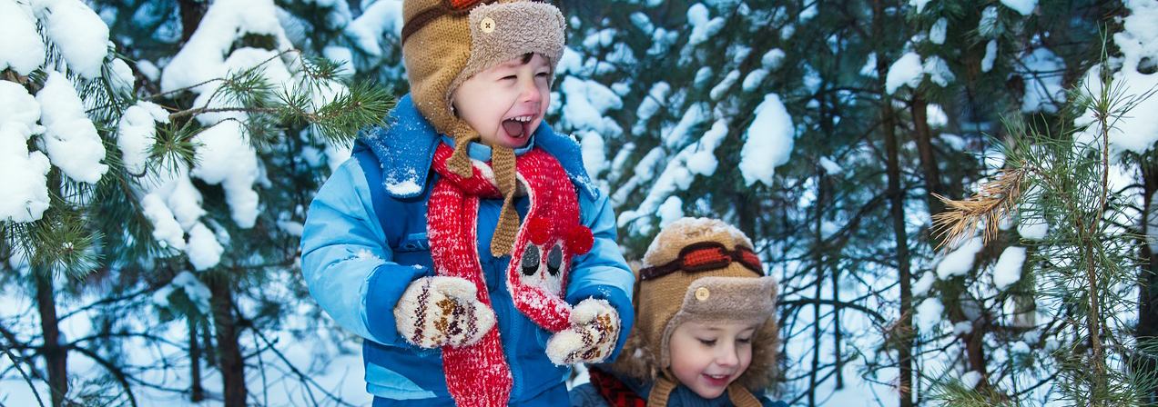 outdoor winter activities for kids